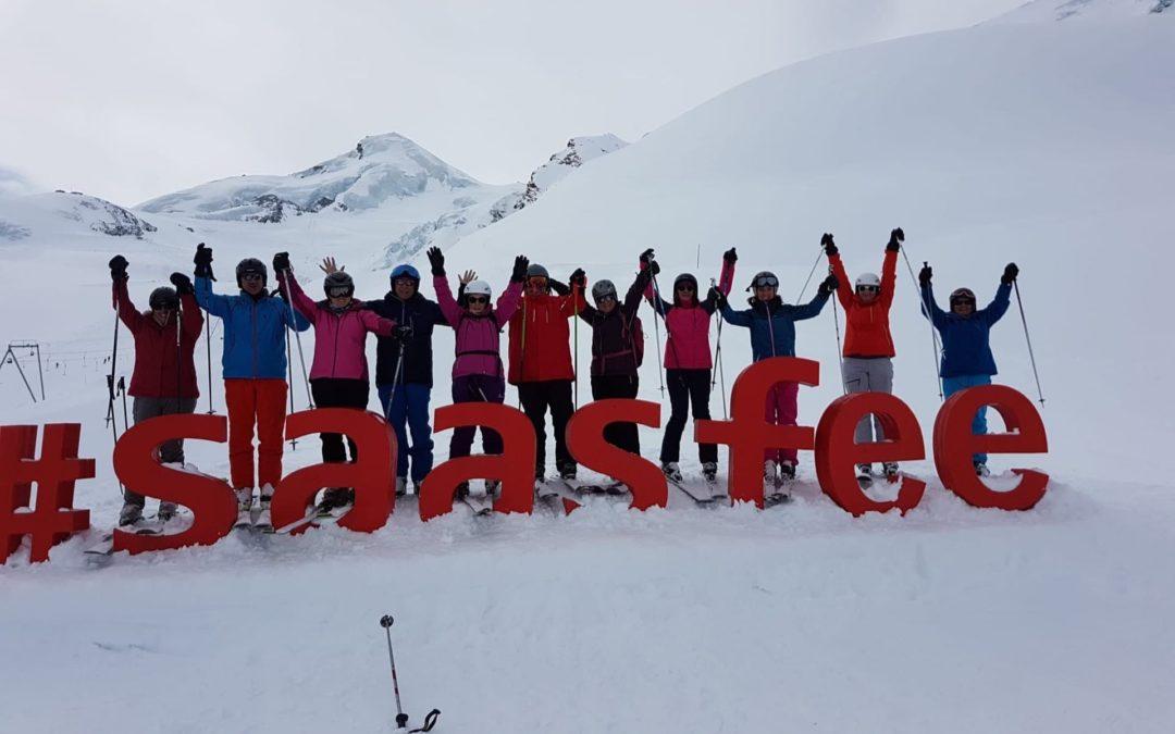 Sortie raquettes/skis 2020